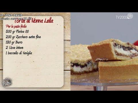 "Torta ""Nonna Lella"" in due minuti"