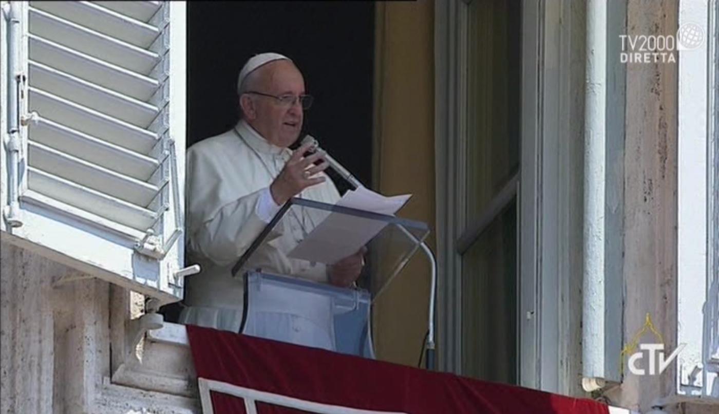 Angelus di Papa Francesco del 29 giugno 2016