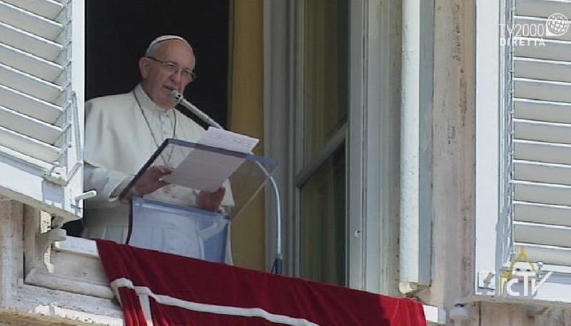 Angelus di Papa Francesco del 10 luglio 2016