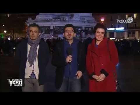 Paolo Fresu, Maria Chiara Prodi e gli attacchi di Parigi