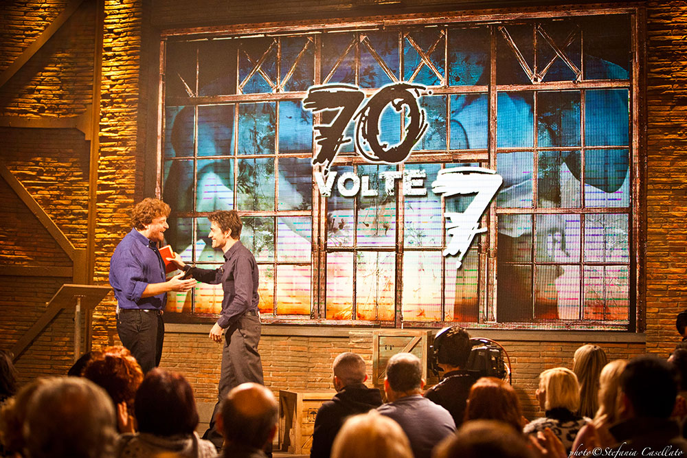 Backstage 70volte7 - 1. puntata