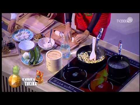 Ravioli vegetariani della Cina