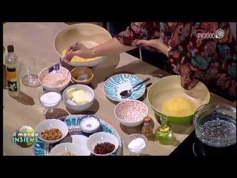Couscous dolce del Marocco