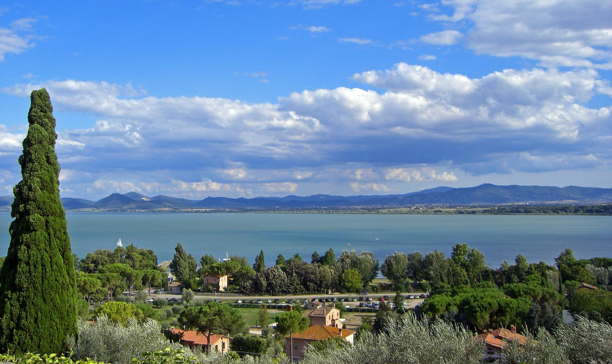 Lago trasimeno, Umbria