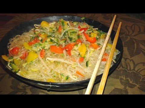 Spaghetti di soia della Cina