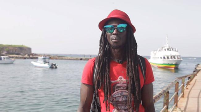 Ismaila Mbaye - percussioni dal Senegal!