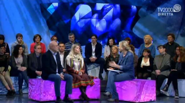 Danilo De Biasio e Inka Saara Arttijeff - il popolo sami