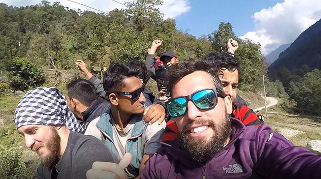 Stefano Cantarini ci porta in Nepal