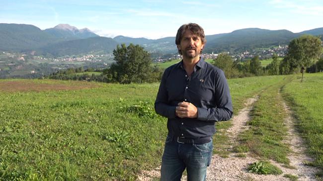 I viaggi di ANT, Trentino
