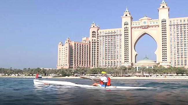 Francesco Gammella - per il mondo in kayak