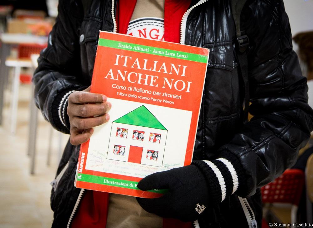 Parte 'Italiani anche noi' con Eraldo Affinati (foto)