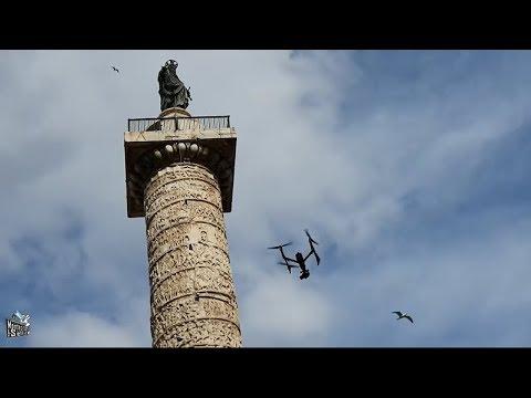"""""""Coronavirus, la cavalcata del drone"""""""