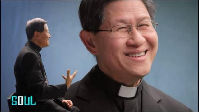 La Fede in un sorriso, il cardinale teologo che impara dagli ultimi