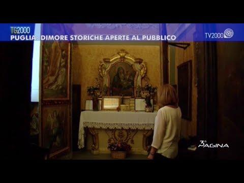 Puglia: dimore storiche aperte al pubblico