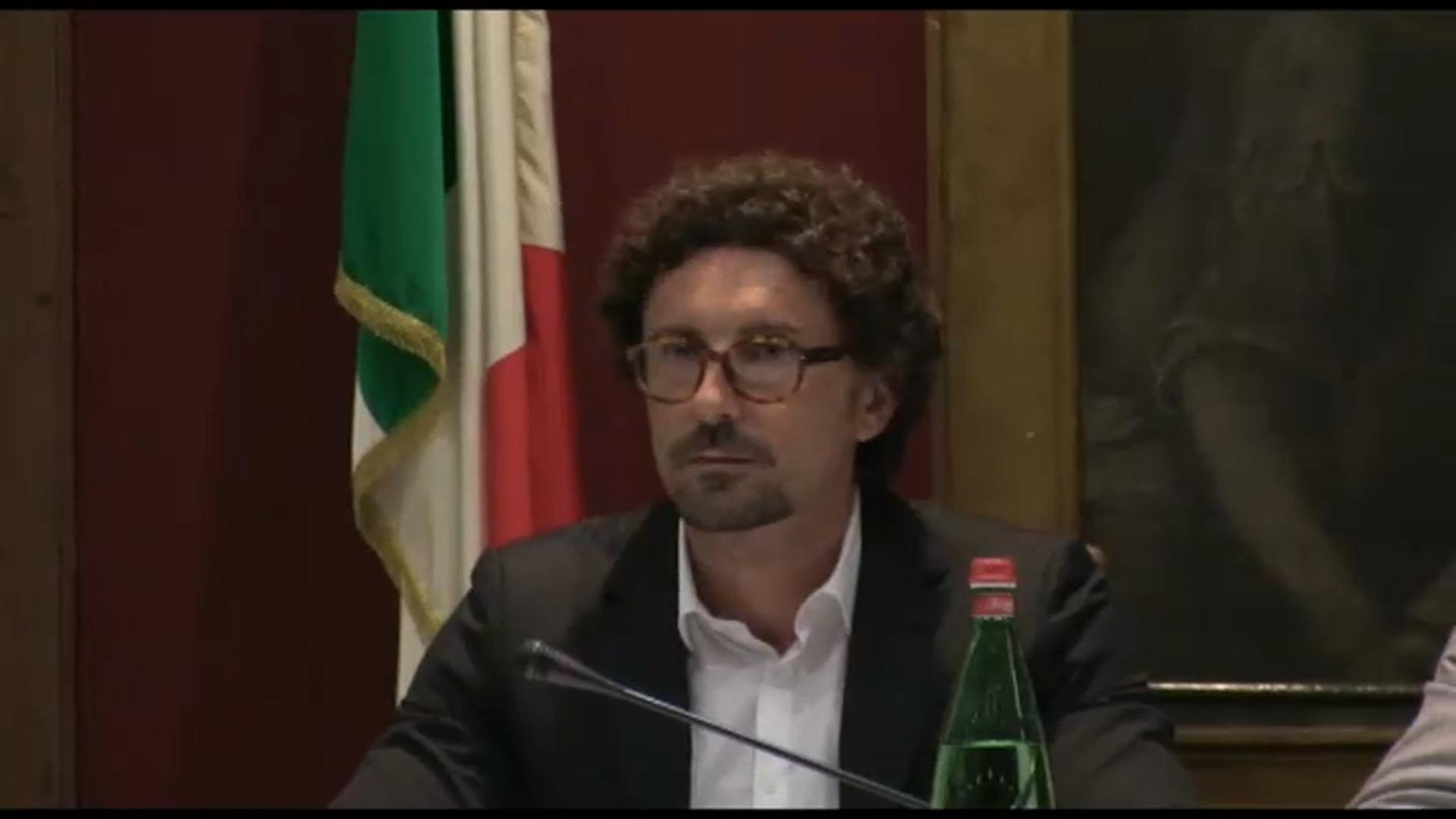 Genova. Toninelli: in vista piano di manutenzione delle infrastrutture