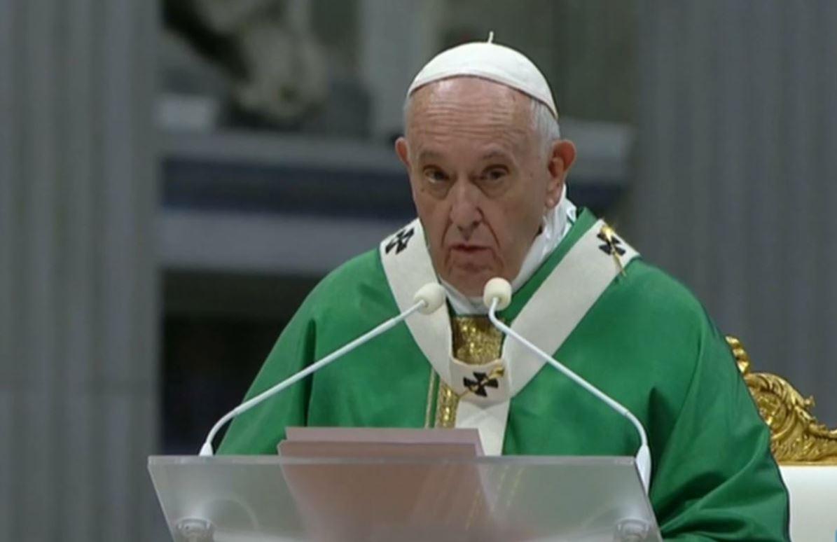 """Papa Francesco: """"Ascoltare il grido dei poveri"""""""