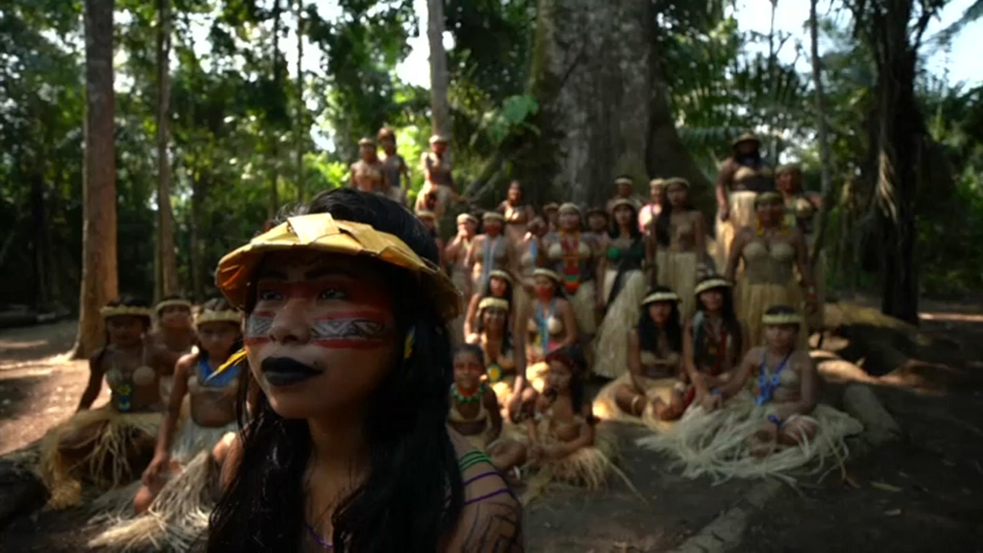 Controcanto - Amazzonia, casa comune