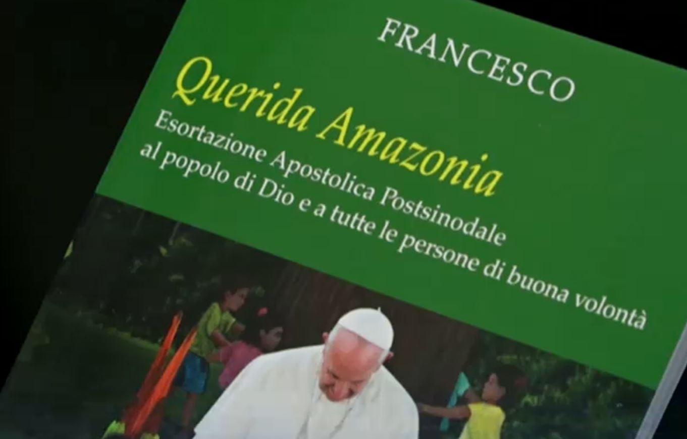 Querida Amazonia: il Papa apre nuovi cammini per l'Amazzonia e per la Chiesa