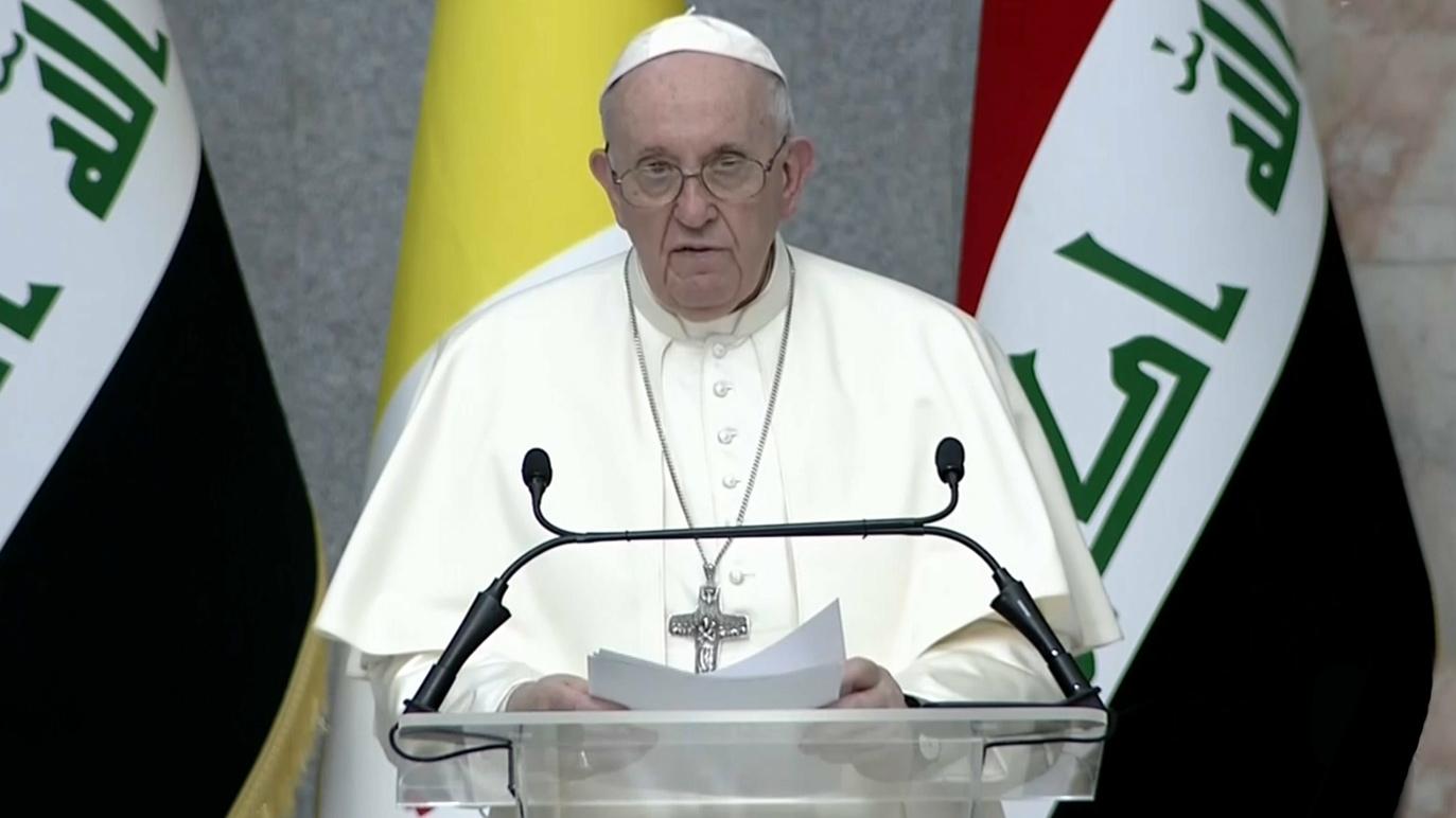 Chiesa e comunità <br> Papa Francesco è in Iraq