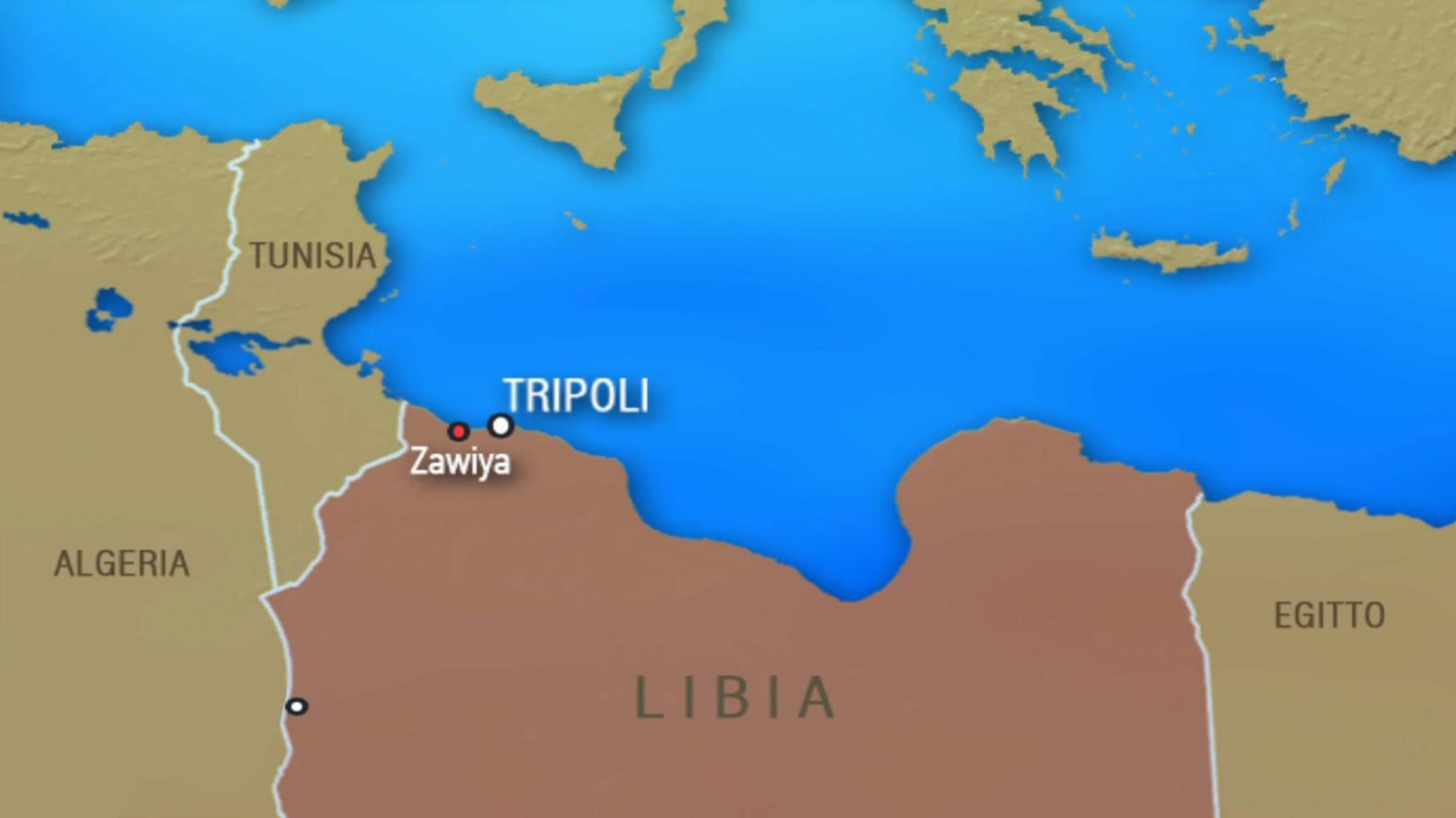 Buona la prima <br> Naufragio Libia: secondo Mezzaluna rossa 50 morti