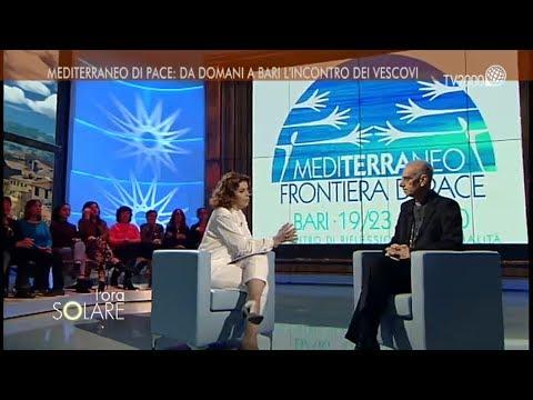Mediterraneo di pace: da domani a Bari l'incontro dei vescovi