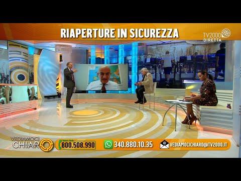 """25 maggio 2021 - """"L'Italia che riapre"""""""