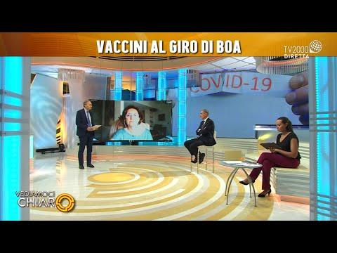"""8 giugno 2021 - """"Vaccini al giro di boa"""""""