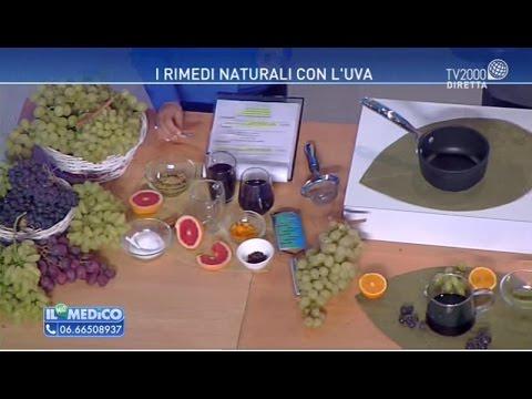 I rimedi naturali con l'uva