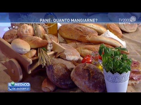 Pane: quanto mangiarne?