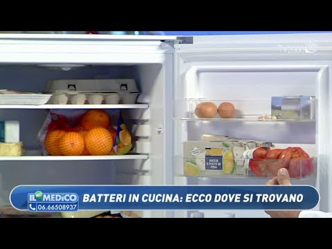 Batteri in cucina, le regole per stare sicuri