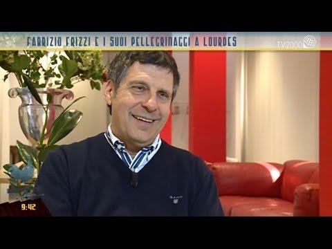 Fabrizio Frizzi e i suoi pellegrinaggi a Lourdes