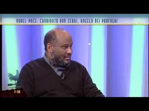 Nobel per la pace: candidato Don Zerai, angelo dei profughi