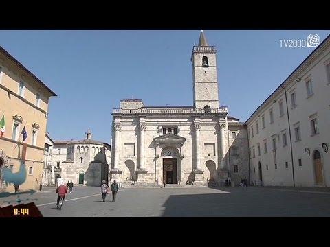 La Sacra Sindone di Arquata - Ascoli Piceno