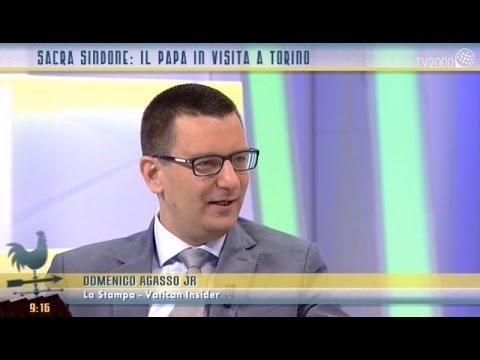 Sacra Sindone: il Papa in visita a Torino