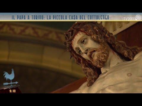 Il Papa a Torino: la Piccola Casa del Cottolengo