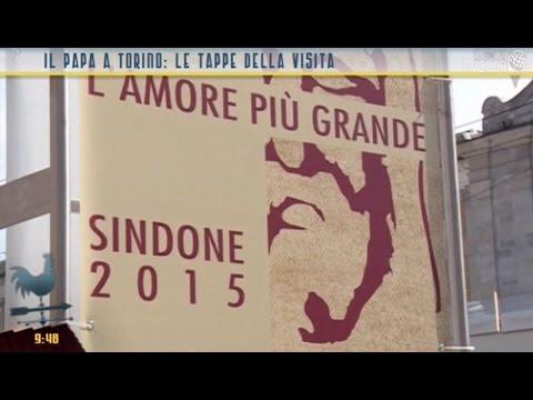 Il Papa a Torino: le tappe della visita