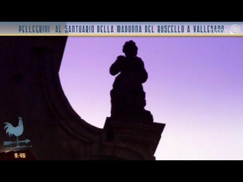 I pellegrini al Santuario della Madonna del Ruscello a Vallerano