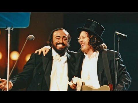 L'impegno sociale di Luciano Pavarotti nelle parole di Nicoletta Mantovani