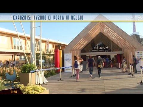 Expo 2015: TV2000 ci porta in Belgio