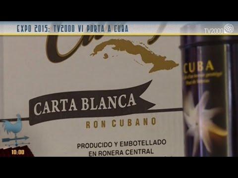 Expo 2015: TV2000 ci porta a Cuba