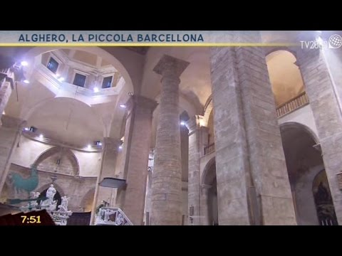 Alghero, la piccola Barcellona