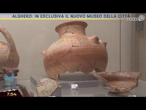 Alghero: in esclusiva il nuovo museo
