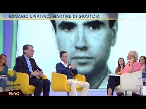 Rosario Livatino, martire di giustizia