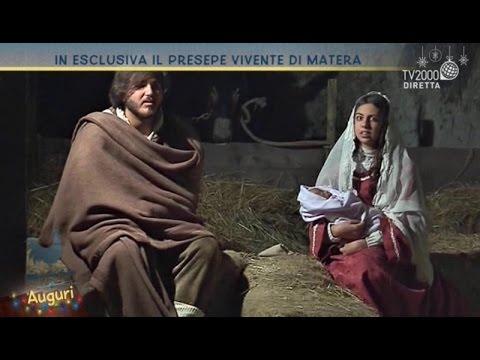 Il presepe vivente di Matera