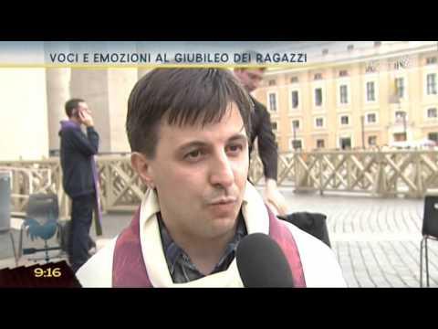 #GiubileoRagazzi: voci ed emozioni al Giubileo dei ragazzi