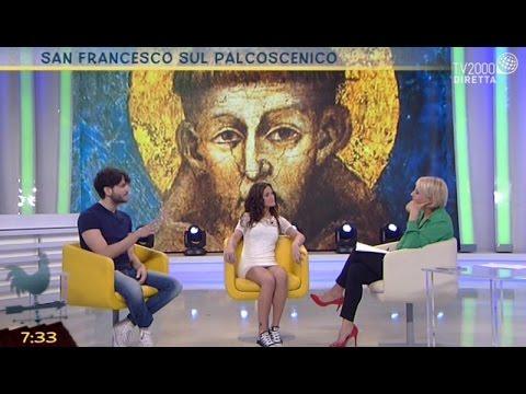 San Francesco sul palcoscenico
