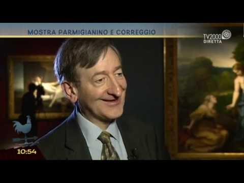 Mostra Parmigianino e Correggio