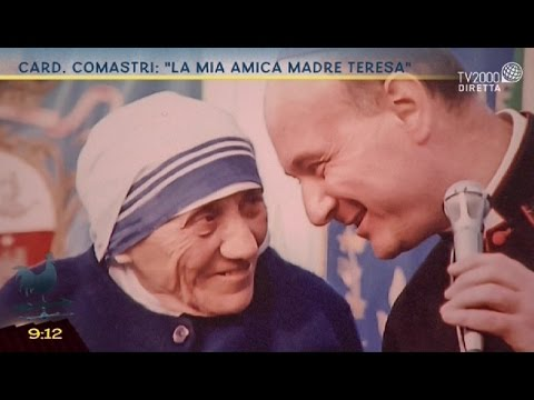 """Cardinal Comastri: """"La mia amica Madre Teresa"""""""