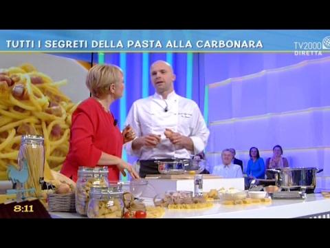 Tutti i segreti della pasta alla carbonara