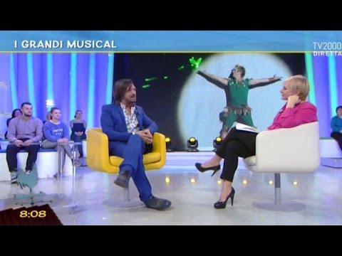 Manuel Frattini, re dei musical italiani, a Bel tempo si spera
